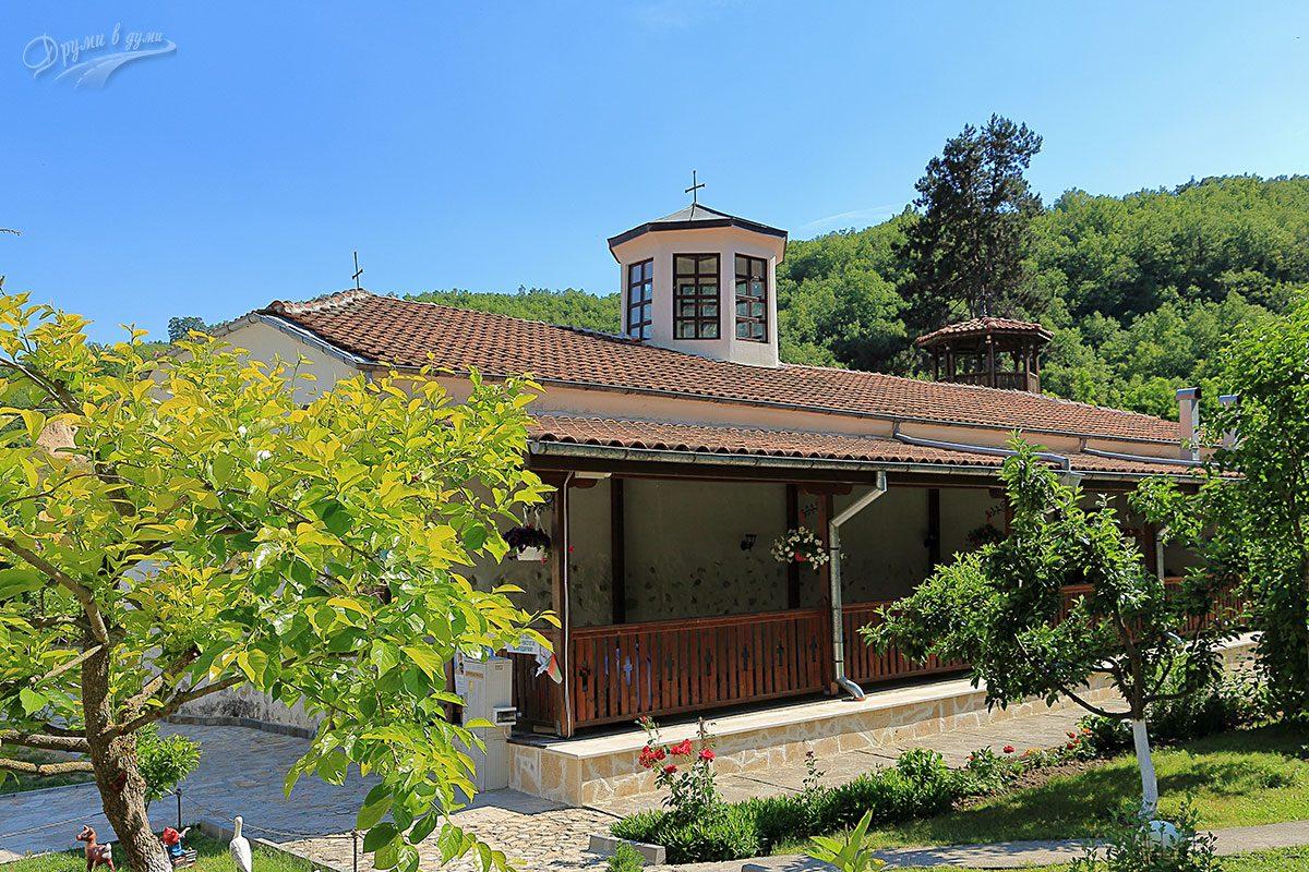 Златолист: възрожденската църква Свети Георги