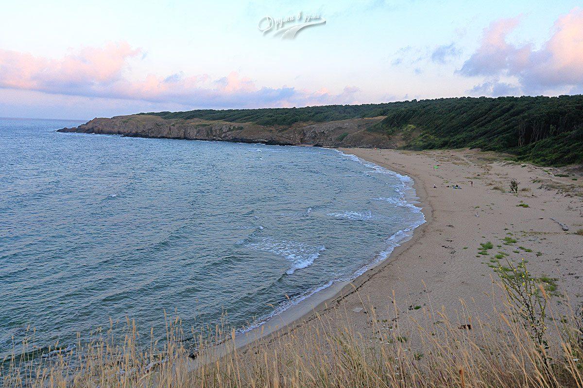 Плаж Липите до Синеморец