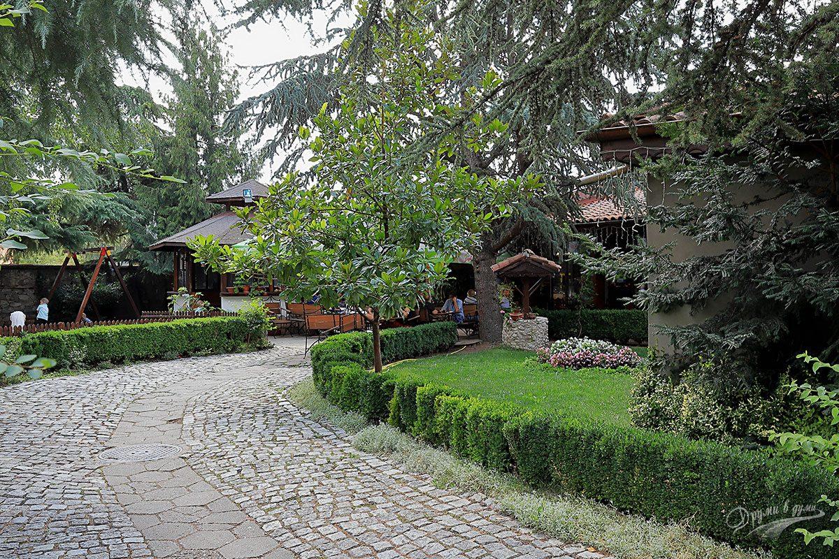 Механа Старата къща